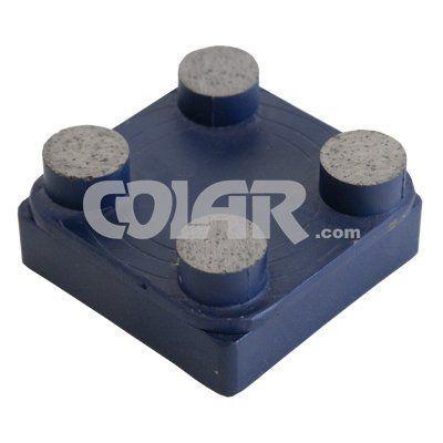 Cubo Diamantado Para Desbaste em Concreto e Granilite  - COLAR