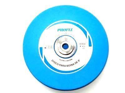 Disco Azul 8 p/ Boina de Lã M14 -  Profix  - COLAR