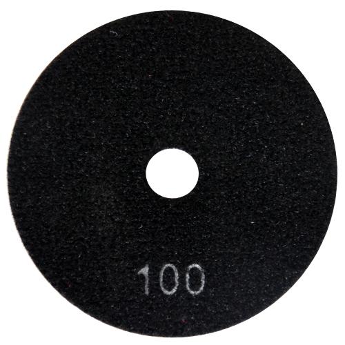 Disco de Desbaste Flexível Colar Para Mármores e Granitos Cobre Superflex 100mm    - COLAR