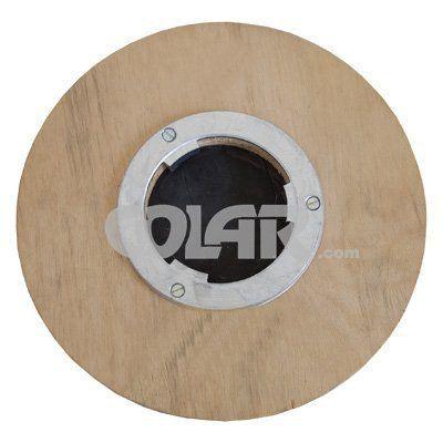 Suporte Com Velcro Para Enceradeira e Polidora Modelo Certec  - COLAR