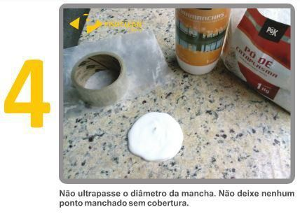 Pó de Cataplasma Pek 1kg – Intensifica Ação do Pek Tiramanchas  - COLAR