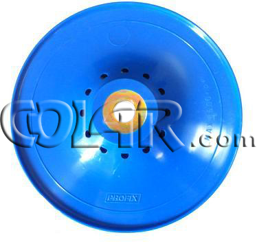 Suporte de Lixa Semi-Rígido 7 Polegadas (180mm) - Profix  - COLAR