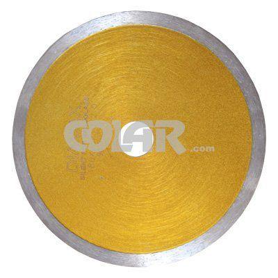 Disco Para Serra Mármore Continuo Nanoglass 115x12mm - DM  - COLAR