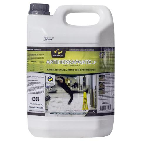 Antiderrapante LP 5L - Máxima Proteção Contra Piso Molhado - Pisoclean  - COLAR