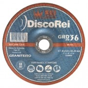 Disco De Desbaste  Rei Graniteiro 180mm