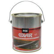 Pek Colar Incolor 3,6kg - Cera Protetora para Bancadas, Mesas e Tampos