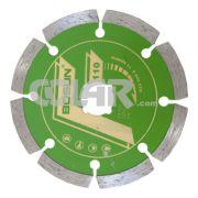 Disco Diamantado Liso Segmentado Concreto F2-CO-C - Bosun
