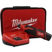 Micro Retífica a Bateria 12V De Íons De Lítio M12™ - 2460-159 - Milwaukee