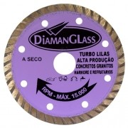 Disco Para Serra Mármore Turbo - DiamanGlass