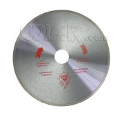 Serra Diamantada Para Marmoglass / Porcelanato 350mm - SP