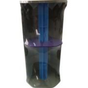 Dispenser Porta Plástico 23 x 8,5 cm  FT-23085