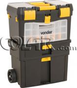 Caixa Plastica Com Roda CRV 0100 - Vonder