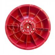 Suporte De Escova Vermelho - MS3001