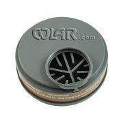 Filtro Vapor Orgânico 3301BR-55 - 3M
