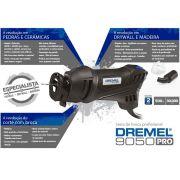 Dremel Serra Broca 9050 PRO Kit 01 para Drywall e Madeira - 220V - Bosch