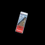 Kit de Brocas 6pçs Furo Metal D43555 - Makita
