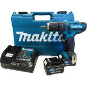 Parafusadeira / Furadeira de Impacto a Bateria HP331DSME - Makita
