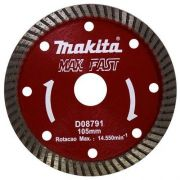 Disco de Corte Turbo Mak Fast D08791 - Makita