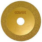 Disco de Corte Soldado a Vácuo 105 mm - Colar