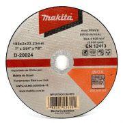 Disco de Corte para Inox D20024 10 - Makita