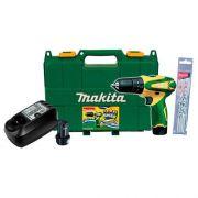 Parafusadeira Furadeira de Impacto 3/8 a Bateria HP330DBR Makita