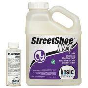 StreetShoe - Verniz Bí-Componente 100 % Poliuretano à base d'agua - 3.69 Lts
