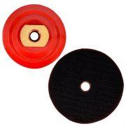 Suporte para Lixadeira de 3 Polegadas com Velcro e Rosca M14 - 80mm