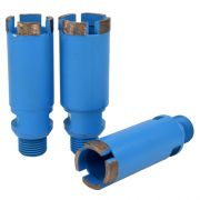 Broca Copo Azul Diamantado 030mm a 35mm DT