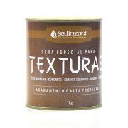 Cera Especial Para Texturas Incolor 1kg - Bellinzoni