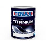 Cola Viniliéster Titanium Neutra - Tenax 1 Litro