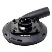 Coletor de Po Makita Modelo 195388-2 Para Esmerilhadeiras Angulares de 180mm e 230mm