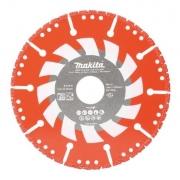 Disco de Corte Diamantado para Resgate - Multimateriais - Makita