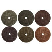 Disco de Polimento Flexível Ceramica Pro 100mm