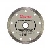 Disco Diamantado Contínuo 230mm - Cortag
