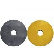 Disco Para Polimento Reto Bisote 5'' - Poliborda