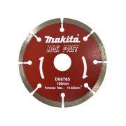 SUPER PROMOÇÃO - Disco Serra Mármore Corte Concreto - SEM BLISTER- D-08785 - Makita Mak Fast