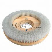 Escova de Lavar para Enceradeira Modelo Certec (Inclui Flange e Calço)