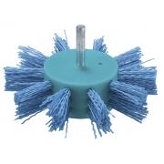 Escova Fios de Nylon Fino Tipo Flap D-45755 Para Furadeira 100x6mm - Makita
