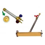 Flameador Maçarico para Flamagem em Granito
