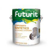 Fundo Branco Para Madeira Futurit - Futura - 3,6 Litros