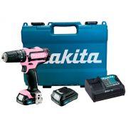 Kit Parafusadeira/Furadeira de Impacto a Bateria + Carregador + 2 Baterias 1,5Ah + Maleta - HP331DWYEP