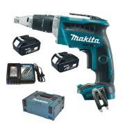 Parafusadeira Para Gesso a bateria DFS452RFE - Makita 220V