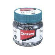 Pote de Pontas de Bit tipo Philips Makita B-62468 - 250 unidades 25mm