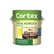 Tinta Acrílica Cortex Econômica - Futura Tintas - 3,6 Litros