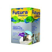 Tinta Acrílica Fosco Absoluto - Futura Premium - 18 Litros