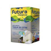 Tinta Acrílica Toque de Cetim - Futura Premium - 18 Litros