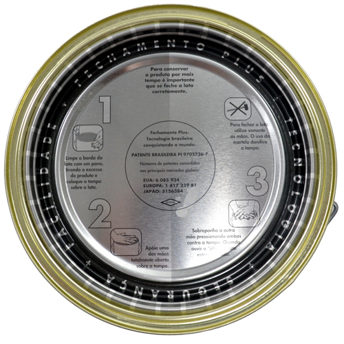 Pek Colar Incolor 3,6kg - Cera Protetora para Bancadas, Mesas e Tampos  - COLAR