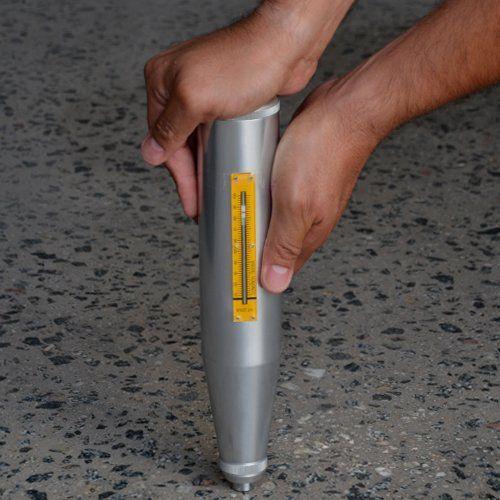 Esclerômetro Analógico / Medidor de Dureza do Concreto - Colar  - COLAR