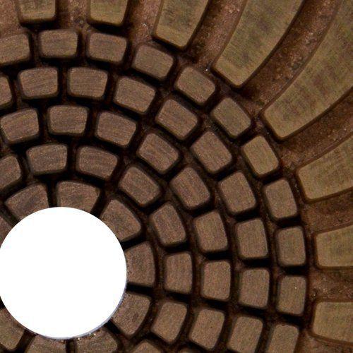 Disco de Desbaste Flexível  Colar Para Granitos e Silestone Cobre Resina 100mm   - COLAR