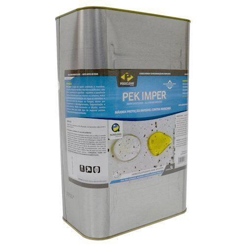 Pek Imper 5 Litros - Impermeabilizante Máxima Proteção sem Alterar a Cor  - COLAR